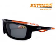 Óculos Polarizado Express Congro Laranja - Garantia de 1 ano