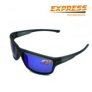 Óculos Polarizado Express Golfinho Azul - Garantia de 1 ano
