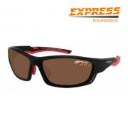 Óculos Polarizado Express Nakamura V Laranja - Garantia de 1 ano