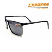 Óculos Polarizado Express Nakamura Vl - Preto ( Garantia de 1 ano )