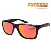 Óculos Polarizado Express Pintado Laranja - Garantia de 1 ano