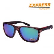 Óculos Polarizado Express Pintado Verde - Garantia de 1 ano