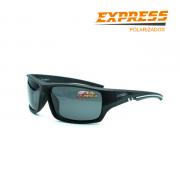 Óculos Polarizado Express Pirarara ll Prata - Garantia de 1 ano