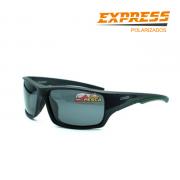 Óculos Polarizado Express Pirarara ll Verde - Garantia de 1 ano