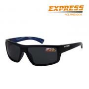 Óculos Polarizado Express Solimões Azul - Garantia de 1 ano