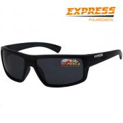 Óculos Polarizado Express Solimões Preto - Garantia de 1 ano