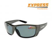 Óculos Polarizado Express Tarpon Preto - Garantia de 1 ano