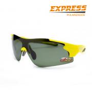 Óculos Polarizado Express Tubarão Amarelo - Garantia de 1 ano