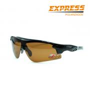Óculos Polarizado Express Tubarão Âmbar - Garantia de 1 ano