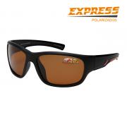 Óculos Polarizado Express Xingú Marrom - Garantia de 1 ano