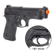 Pistola Airsoft Vigor - VG P92 Mola 6mm