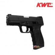 Pistola de Pressão KWC 24/7 Slide Metal CO2 Esferas aço 4,5mm - G2 BlowBack