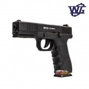 Pistola de Pressão Rossi Wingun Special Force W119 CO2 Slide Metal Esferas aço 4,5mm