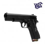 Pistola de Pressão Rossi Wingun W125B CO2 Esferas aço 4,5mm Commander 1911