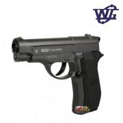 Pistola de Pressão Rossi Wingun W301 CO2 Full Metal Esferas aço 4,5mm