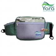 Pochete Yara Verde com Camuflado