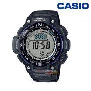 Relógio Casio Masculino OutGear SGW-1000-1ACF - Triple Sensor com Barômetro, Altímetro e Termômetro