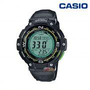 Relógio Casio Masculino OutGear SGW-100B-3A2CF - Twin Sensor