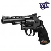 Revolver de Pressão Rossi Wingun Gás WG Metal 701 4POL CO2 Esferas aço 4,5mm