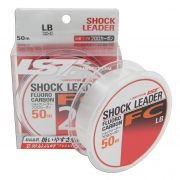 Shock Leader FC Linesystem LST 100% Fluorcarbono - 80 Lbs - 50m