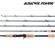 Vara para carretilha Albatroz Flexa III 601 Cast - 6'0