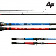 Vara para carretilha Albatroz Fishing Strategy 6'0