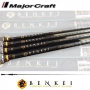 Vara para carretilha Major Craft Benkei 6'7