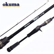 Vara para carretilha Okuma Trio Lite 5'4