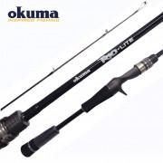 Vara para carretilha Okuma Trio Lite 6'6