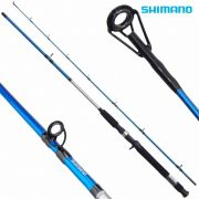 Vara para carretilha Shimano Cruzar Blue 6'6