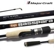 Vara para molinete Major Craft Basspara 6'0