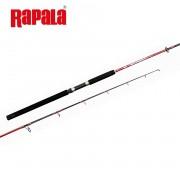 Vara para molinete Rapala Red Force 1,80m 60 Lbs 180XH - 11RARF180SXH