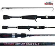 Vara para carretilha Sumax Dragon Cast 5'6