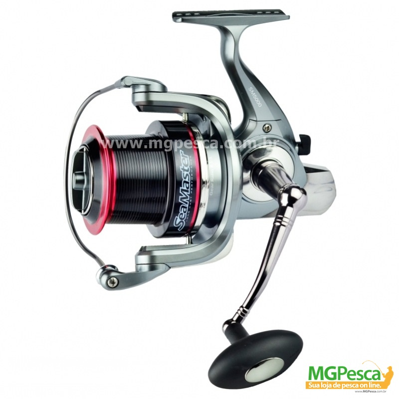 Molinete Marine Sports Sea Master 5000 - long cast  - MGPesca