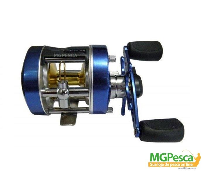 Carretilha Marine Sports Caster 200 - 200L 3Bil  - MGPesca