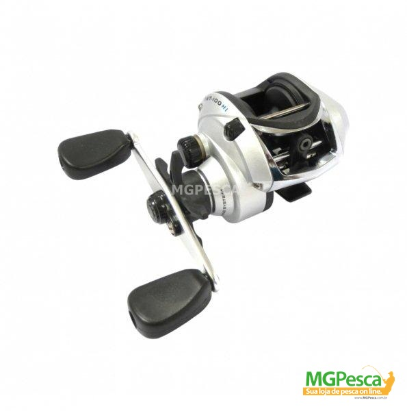 Carretilha Marine Sports New Intruder 100 HI - HIL  - MGPesca