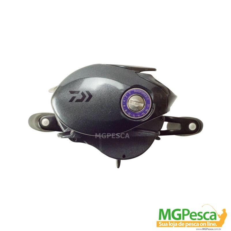 Carretilha Daiwa Zillion TWS 100XXS - 100XXSL - 9.1:1  - MGPesca