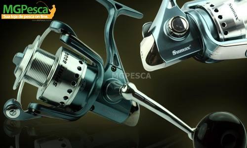Molinete Sumax Spirit SP-6000  - MGPesca
