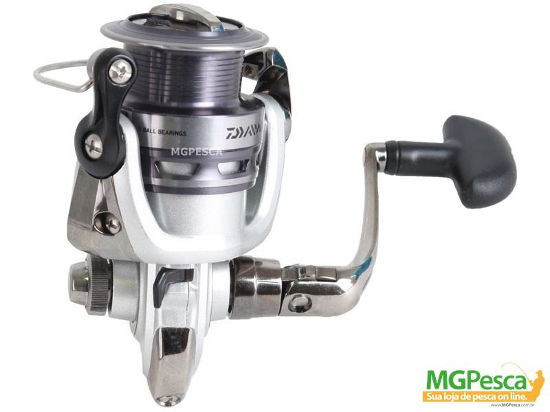 Molinete Daiwa laguna 2500-5Bi  - MGPesca