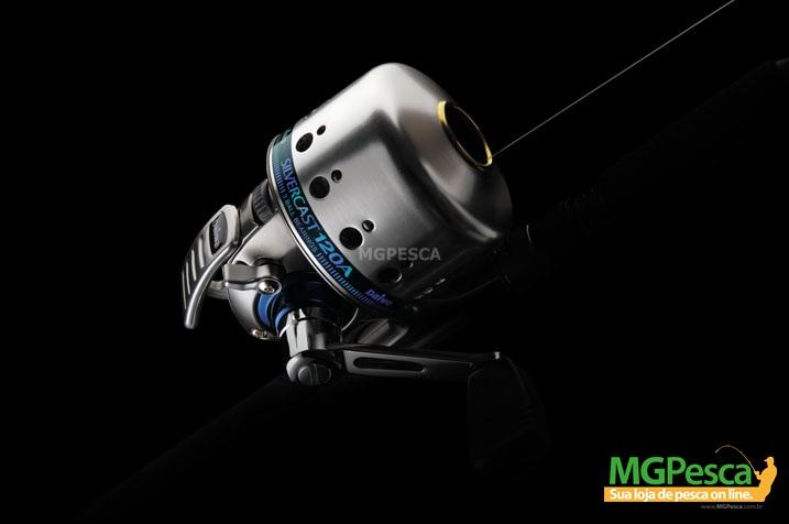 Spincast Daiwa Silvercast - 170A  - MGPesca