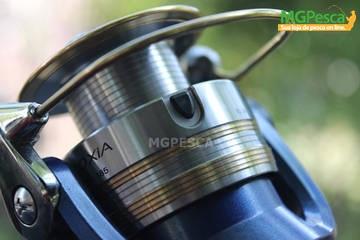 Molinete Daiwa Regal 3000 XiA  - MGPesca