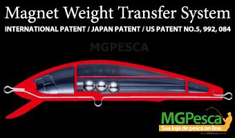 Isca Artificial Yo-Zuri Mag Minnow 90 F - R1138  - MGPesca