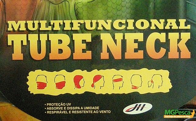 Máscara de proteção solar Marine Sports Tube Neck by Johnny Hoffmann - Novas Cores  - MGPesca