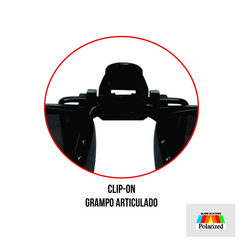 Clip-on Marine Sports Polarizado MS-0188  - MGPesca
