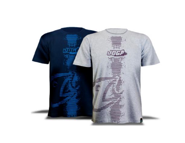 Camiseta JOGÁ Casual Masculina  - MGPesca