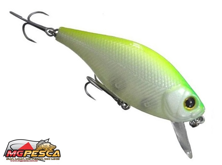 Isca Artificial Fury Fishing Banzai 70F  - MGPesca