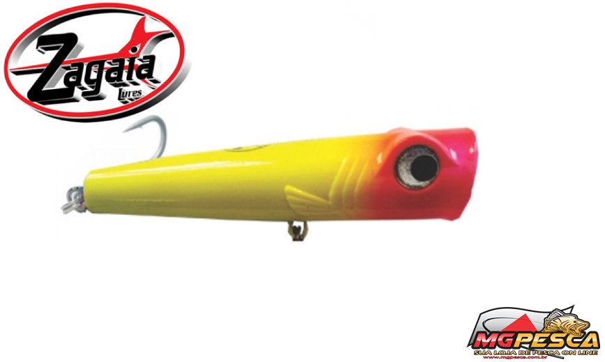 Isca Artificial Zagaia Lures Minotauro 11 cm  - MGPesca