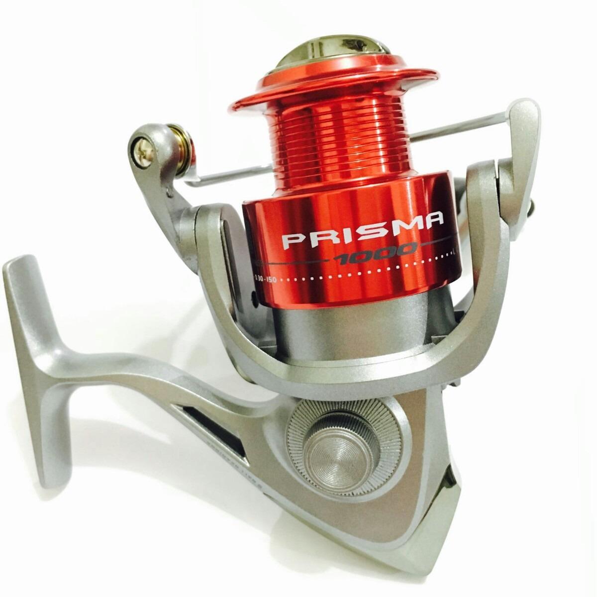 Molinete Marine Sports Novo Prisma FD Micro - 500 - 1000 - 2000 - 3000 - 4000 - 5000 - 6000  - MGPesca
