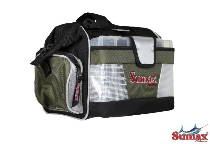 Bolsa de Pesca Sumax SM-912  - MGPesca