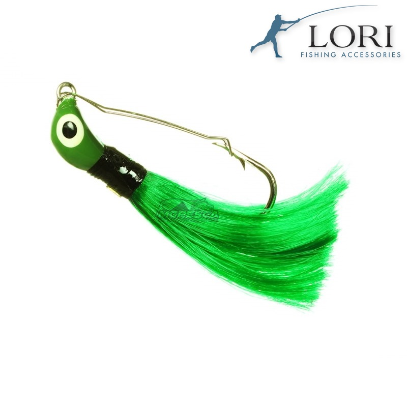 Isca Artificial Lori Jig Antienrosco M - 12g  - MGPesca